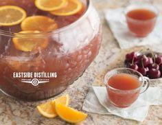 Earls Demise whiskey drink from Eastside Distillery