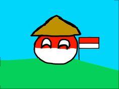 indonesia ball #1