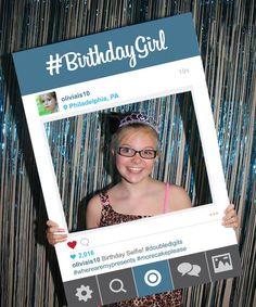 Social Media foto Prop archivo Digital por CreativeUnionDesign