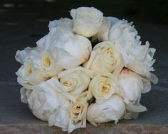 white peopnies and white rose bouquets | ... white peony and rose bouquet displaying 20 images for white peony and