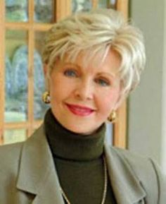 Image result for short hairstyles for ladies over 50