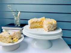 A piece of our Pineapple-Coconut Cake is a marvelous combination of sweet pineapple, tangy cream cheese, and nutty toasted coconut. Cake Recipes From Scratch, Best Cake Recipes, Dessert Recipes, Dessert Ideas, Favorite Recipes, Cake Ideas, Easy Recipes, Copycat Recipes, Coconut Cake Recipe Southern Living