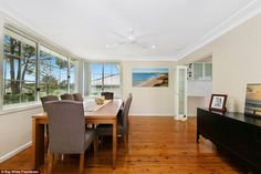 The property, on the market with Ray White Real Estate, also features timber floors and la...