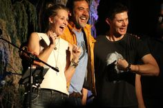 I think this one is my favorite I've seen so far!  #JDM @JensenAckles #VegasCon