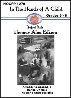 Thomas Alva Edison Curriculum