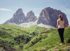 Les Dolomites, Italie,  avec le blog Miles and Love