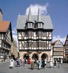 Alsfeld-Hessen, Germany