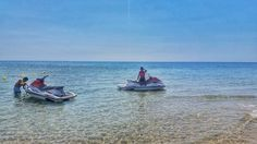 The beach is also where my next mission took place and it had something to do with these guys :-) #TunisiaChallenge