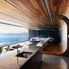 Take a look at @onlyvictories House in the Hill. #architecture #bmwi8 by highsnobiety