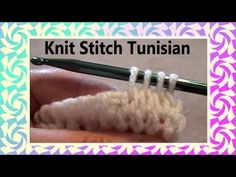 How To: Crochet looks like knitting with half double crochet in rows / Camel Stitch - YouTube