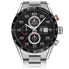 TAG Heuer TAG Heuer CARRERA Calibre 1887Automatic Chronograph43 MM