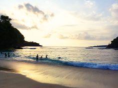 °Abendstimmung an der Crystal-Bay, wenn die Tagestouristen weg sind und die Kinder am Strand spielen :) °Evening mood on Crystal Bay when the day tourists are gone and the kids are playing on the beach :) Hawaii, Strand, Crystal, Mood, Day, Beach, Water, Kids, Outdoor