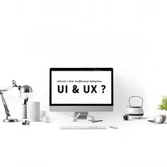 UX Design refers to the term User Experience Design, while UI Design stands for User Interface Design. Simply says, UX refers to how the website run and UI tell you more about the looks of website.