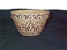 ellowware Spongeware Kitchen Mixing Bowl