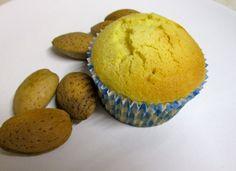 Pantagruela: Muffins de Amêndoa sem Gluten