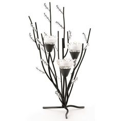 Gifts & Decor Crystal Tree Black Tealight Candle Holder by Gifts & Decor, http://www.amazon.com/dp/B0029YXFIY/ref=cm_sw_r_pi_dp_l29prb0YSG4BJ