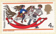 Royal Mail Christmas 1968