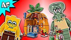 Lego SpongeBob Good Neighbours at Bikini Bottom 3834 Speed Build