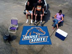Fanmats Alabama Crimson Tide Tailgater Mat  http://allstarsportsfan.com/product/fanmats-alabama-crimson-tide-tailgater-mat/?attribute_pa_color=boise-state-broncos  Made in USA; Height 72 in.; Width 0.5 in.; Shipping Method UPS/FedEx; Shape Rectangle; Material 100% Nylon Theme Sports Type Rug