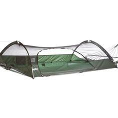 Hammock Tent: Blue Ridge Camping Hammock from Hammock Town