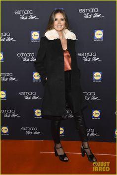 Heidi Klum Presents Esmara By Heidi Klum Collection in Germany | heidi klum esmara fashion presentation 01 - Photo