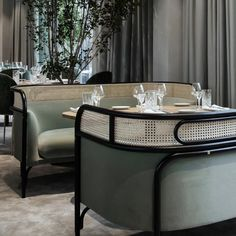 "122 Likes, 3 Comments - Wiener GTV Design (@wiener_gtv_design) on Instagram: ""A touch of Scandinavian taste? | Flora Danica - Maison Du Danemark - Paris | Such a great place…"""
