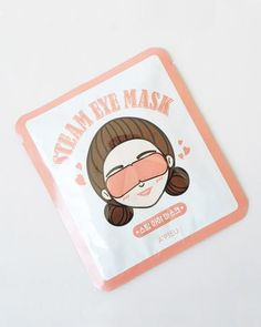 Rest your tired eyes after a long day by using the A'PIEU Steam Eye Mask for 20 minutes. Tumeric Masks, Tumeric Face, Bumps Under Eyes, Cucumber Face Mask, Under Eye Mask, Honey Face Mask, Beauty Tips For Teens, Beauty Ideas, Eyebrows On Fleek