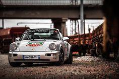Porsche...designed for the track.
