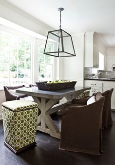 Come learn ways to brighten your kitchen while simultaneously adding character.  www.providenthomedesign.com