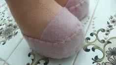 Passo a passo boneca de pano com Titis Costa | Cantinho do Video Costura em…