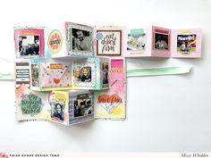 Little Nugget Creations: Vegas Mini Album / Paige Evans DT Oh My Heart, Mini Albums, Las Vegas, Evans, Create, Pink, Scrapbook Layouts, Inspiration, Silhouette