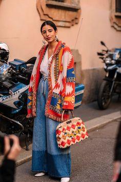 Milan Fashion Week Street Style, Look Street Style, Milan Fashion Weeks, Autumn Street Style, Cool Street Fashion, Italian Street Fashion, Asian Street Style, London Fashion, Street Styles