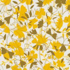 Jenean Morrison - True Colors - Flower in Gold