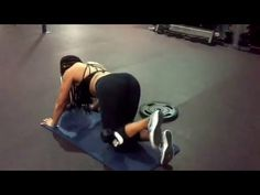 Lita Lewis Booty workout - YouTube