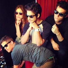 Teen Wolf guys