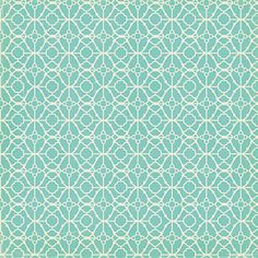 Pink Paislee Paper | The Nantucket Collection | Crab Cakes Pattern