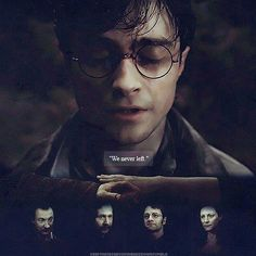 You'll stay with me Until the very end. Harry Potter Lily Evans James Potter Sirius Black Remus Lupin this hurts so much Harry James Potter, Harry Potter World, Fantasia Harry Potter, Arte Do Harry Potter, Theme Harry Potter, Harry Potter Quotes, Harry Potter Books, Harry Potter Fandom, Dirty Dancing