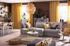 Summer-inspired comfort. Featured Products • VALLENTUNA • VALLENTUNA • GLADOM • KVISTBRO • SINNERLIG • KALVIA
