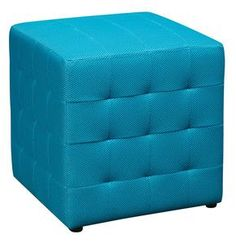 Multi-function capability Ottoman, end table or extra seating Easy coordination into existing home d''''''''''''''''Å''''''''''''''…'''Å'¦''©cor Covered in a high performance fabric Dimensions: