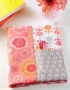 This notebook cover is so fun! I am always carrying a notebook… and anything I can do to inspire creativity is worth it. I ...