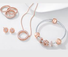 Pandora Rose makes a perfect gift. Visit us to explore the options. #PandoraWestland #Pandorajewelry #perfectgift @PandoraWestland