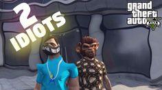 Grand Theft Auto 5 - Two Idiots Attempt To Make Millions (funny moments ... #GrandTheftAutoV #GTAV #GTA5 #GrandTheftAuto #GTA #GTAOnline #GrandTheftAuto5 #PS4 #games
