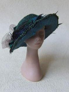 Miss Amelia's Miniature Edwardian Hats