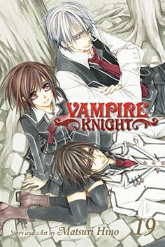 Vampire Knight 19 - Limited Edition Vampire Knight Limited Edition Vol. 19: Amazon.co.uk: Matsuri Hino: Books