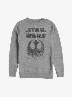 Star Wars Rebel Logo Fleck Sweatshirt