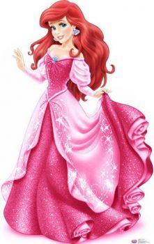 Ariel-Redesign-Pink-disney-princess-36855808-400-632 (187 pieces)