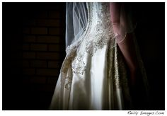 Beautiful Light on this Wedding Dress