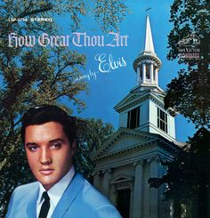 All 57 Elvis Presley Albums Ranked, From Worst to Best Elvis Presley Gospel, Elvis Presley Records, Elvis Presley Albums, Elvis Presley Photos, Show Gospel, Gospel Music, Lisa Marie Presley, Lps, Nashville