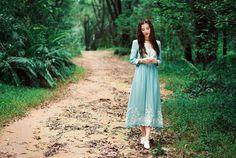 Wonder in the Woods Dress