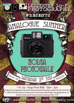 Holga photo walk